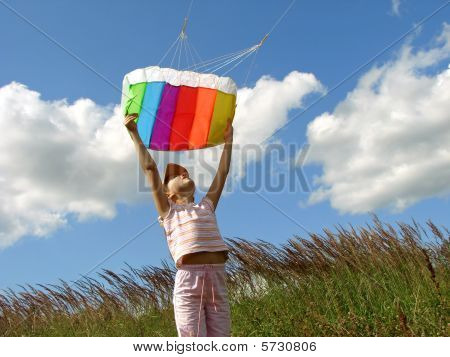 Start Flying Kite