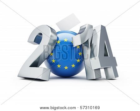 Elections To The European Parliament 2014
