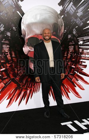 Randy Couture at the