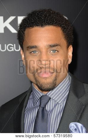 Michael Ealy at the