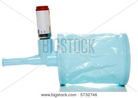 Rescue Inhalator bag