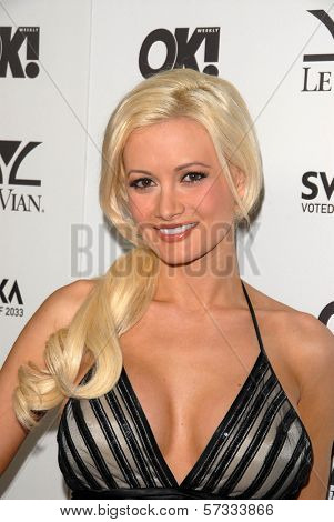 Holly Madison at the OK Magazine USA Fifth Anniversary Party, La Vida, Hollywood, CA. 08-01-10
