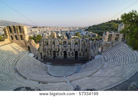 Athenian Theatre