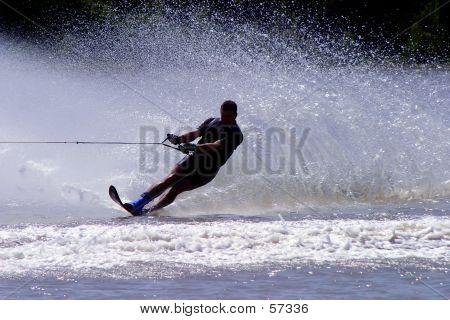 Water Skier...