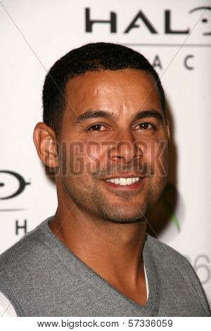 Jon Huertas at the launch of HALO: REACH, presented by XBOX 360,  Rob Dyrdek Fantasy Factory, Los Angeles, CA. 09-08-10