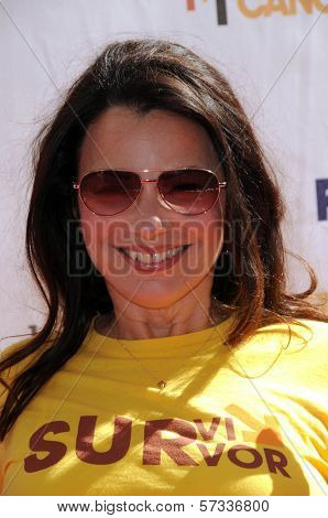 Fran Drescher at the 2010 Stand Up To Cancer, Sony Studios, Culver City, CA. 09-10-10