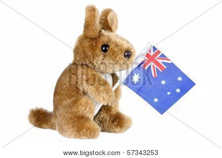 Soft Toy Kangaroo