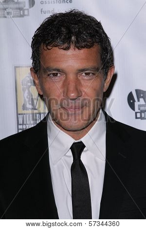 Antonio Banderas at the CinemaCon 2012