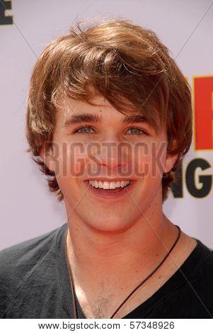 Hutch Dano  at the Los Angeles Premiere of