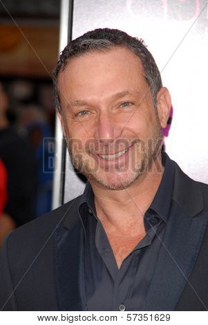 Alan Poul at the Premiere of CBS Films'