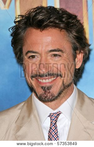Robert Downey Jr.  at the  'Iron Man 2' film Photocall, Four Seasons, Beverly Hills, CA. 04-23-10