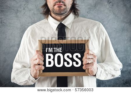 I Am The Boss