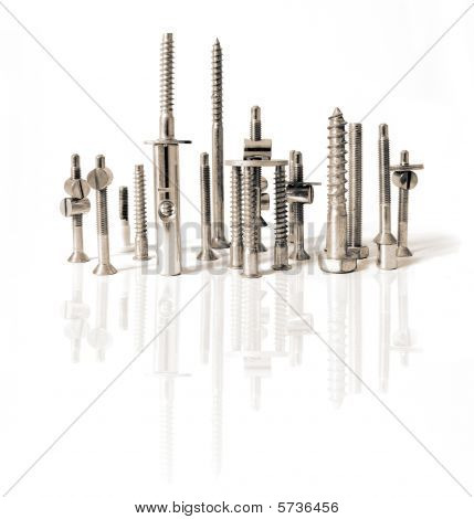 Srews, Nuts And Bolts