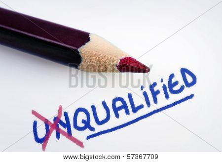 Unqualified Word