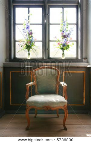 Armchair Antique Manor House