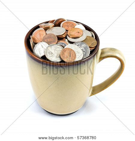 Cup Of Coins