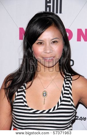 Camille Mana at the NYLON Magazine's May Issue Young Hollywood Launch Party, Roosevelt Hotel, Hollywood, CA. 05-12-10