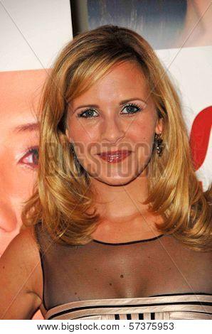 Sally Pressman at the Disney ABC Television Group Summer Press Junket, ABC Studios, Burbank, CA. 05-15-10