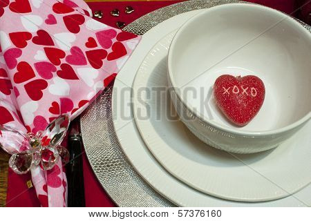 Hearts And Plates