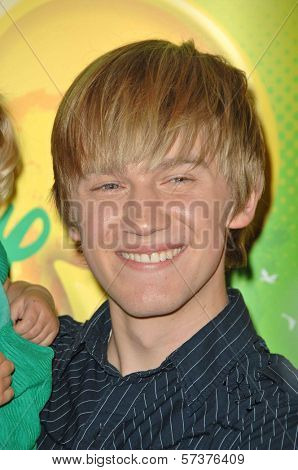Jason Dolley at the Disney ABC Television Group Summer Press Junket, ABC Studios, Burbank, CA. 05-15-10