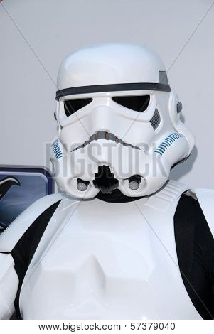 Stormtrooper at