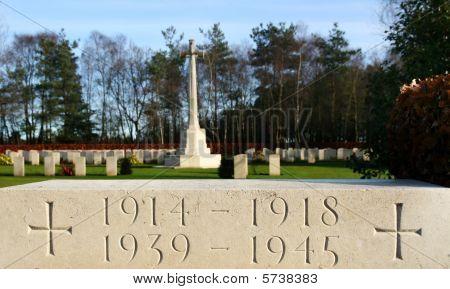 World War Graves