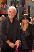 James Brolin, Barbra Streisand at the