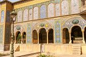 picture of tehran  - The oldest of the historic monuments in Tehran  - JPG