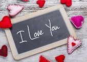 pic of heartfelt  - I Love You - JPG