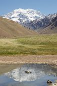 image of aconcagua  - Aconcagua National Park - JPG