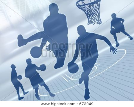 Basketball Art 2