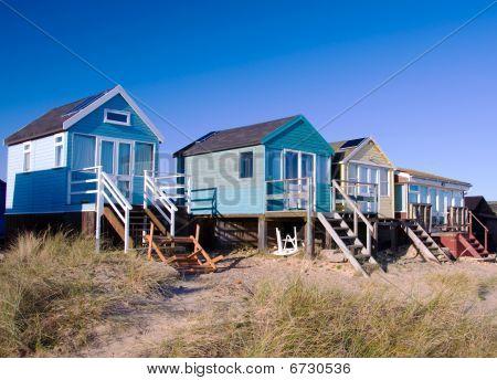 Cabanas de praia