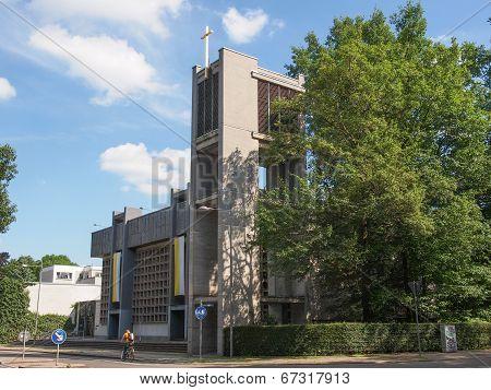 Propsteikirche St Trinitas Leipzig