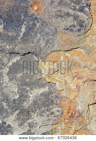 stony texture closeup background.