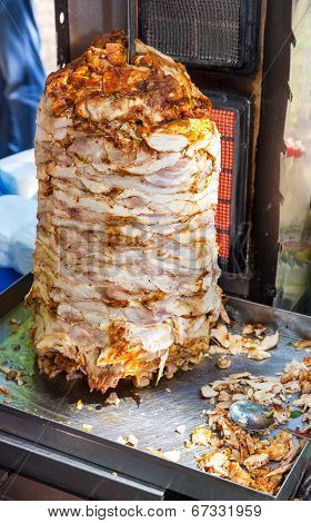 Shawarma Is One Of The Most Popular Fast Food