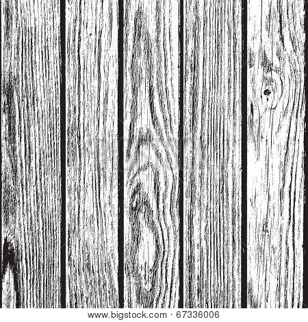 Dry Wooden Planks Texture