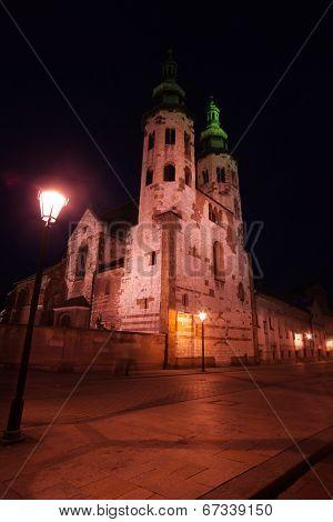 St. Andrew's Church, Kosciol sw. Andrzeja, Krakow