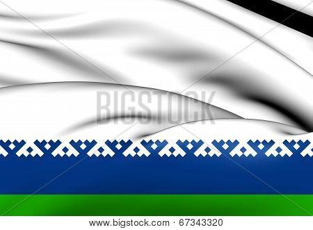 Flag Of Nenets Autonomous Okrug