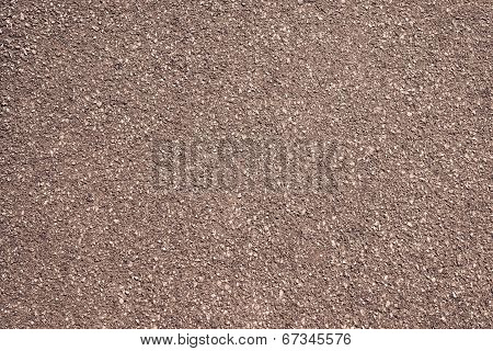 Rough Texture Of An Old Asphalt Surface