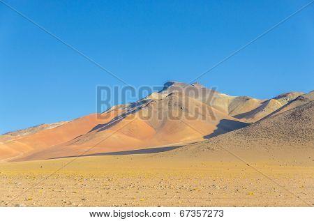 Salvador Dali Desert, Eduardo Avaroa Andean Fauna National Reserve, Sur Lipez,  Bolivia