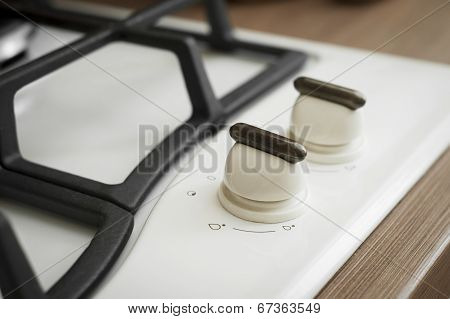 Hob Gas Cooker