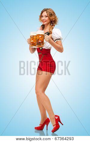 Festive Beers.