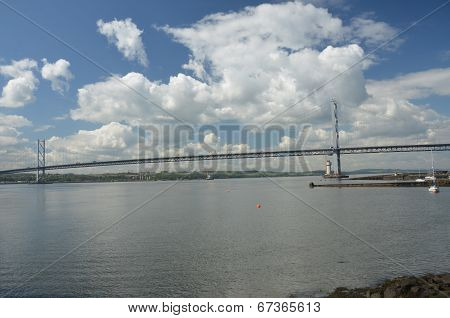 Forth Bridge and Estuary