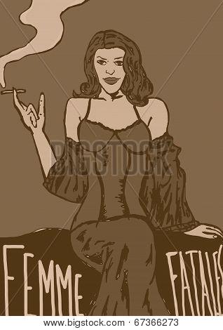 Femme Fatales Vintage