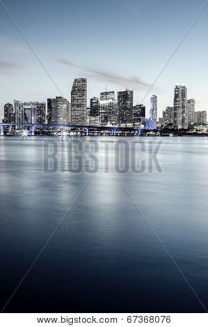 Miami, Florida, Special Photographic Processing.