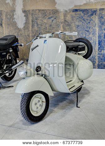 Vintage Scooters Vespa