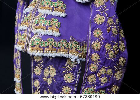 Costums Of A Bullfighter
