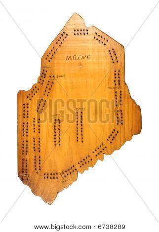 Unique Cribbage Board