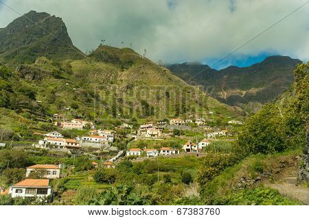 Madeira Mountain Village View (2)