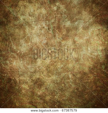 Gold metal seamless texture for background